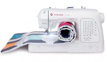 šicí a vyšívací stroj Singer XL-420  + sada kvalitních jehel Organ ZDARMA