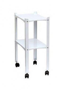 stolek 32x30cm s kolečkama pro vyvíječe páry