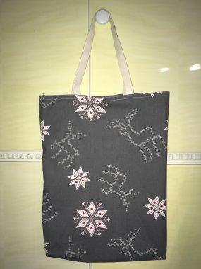 nákupní taška 100%bavlna cca 40x46cm da84527321