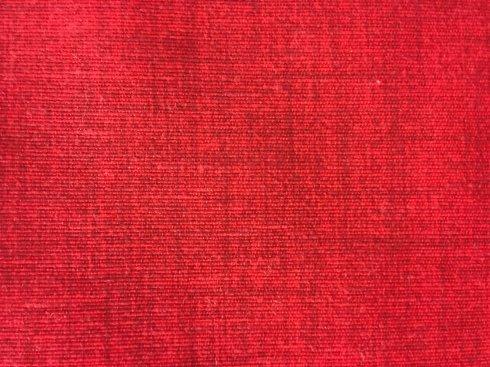 látka dekorační š.140/55%Ba.45%PES, 190g/m2 červená
