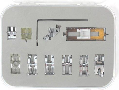 Set 11 patek pro šicí stroje Pfaff se systémem IDT