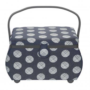 kazeta - košík na šicí potřeby L Dandelion