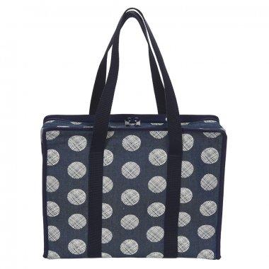 cestovní taška na patchwork 34x26x9,5cm