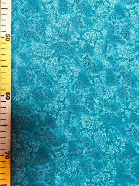 látka hvězdy zlaté na režné š.145,100%bavlna