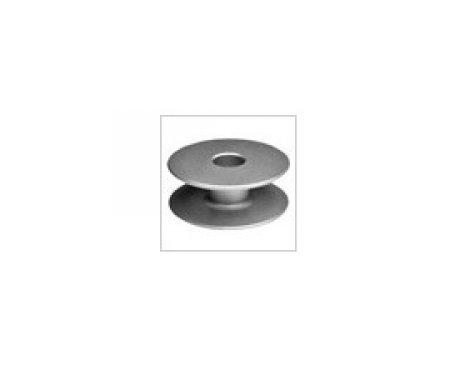 cívka hliníková pro průmyslové š.stroje, bez drážky 471/22mm