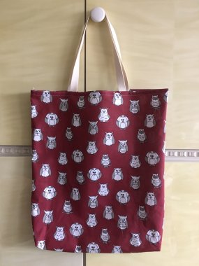 nákupní taška 100%bavlna