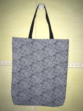 nákupní taška 100% bavlna