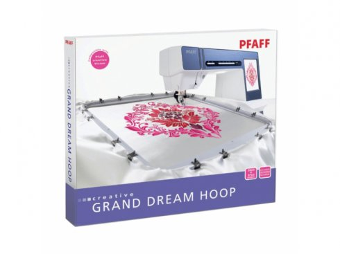 Vyšívací rámeček GRAND DREAM HOOP 360x350mm