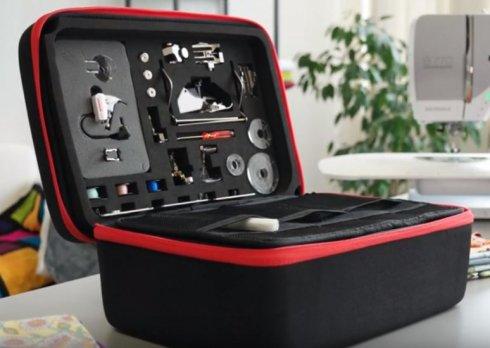 Bernina box / kufr na příslušenství
