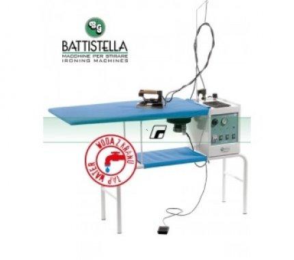 Žehlící stůl s vyvíječem BATTISTELLA VULCANO RECTANGULAR    112x58cm