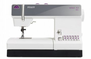 šicí stroj Pfaff Select 3.2 + 3 roky záruka