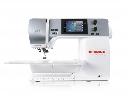 šicí stroj Bernina 550 QE + dárek + záruka 5let