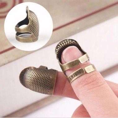 Náprstek kovový-velikost S