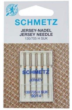 jehla jersey SUK 705H/90 5x Schmetz