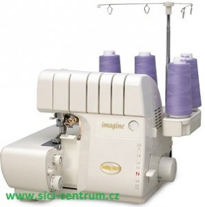 overlock Babylock Imagine BLE 1AT