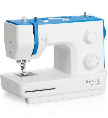 Bernette swiss Design Sew&Go 5