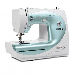 šicí stroj Bernette Milan 7 + dárek