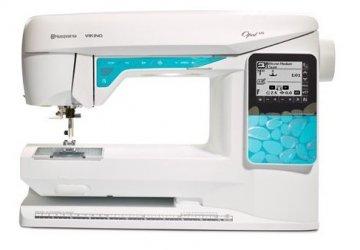 šicí stroj Husqvarna Opal 670 + sada 35ks jehel ZDARMA
