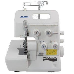 overlock Juki MO - 654 DE  + sada kvalitních jehel Organ ZDARMA