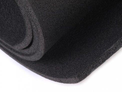 síťová pěna 6mm/šíře 100cm černá