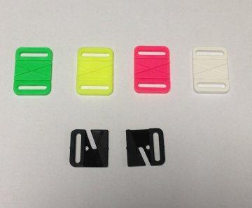 zapínání plavkové šíře 20mm různé barvy