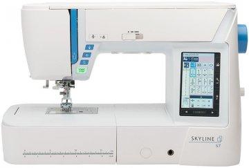 šicí stroj Janome Skyline S7  + sada kvalitních jehel Organ ZDARMA