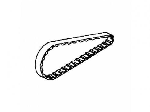 řemen ozubený k motoru Janome overlocky