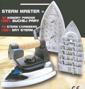 žehlička průmysl Master-náhradní