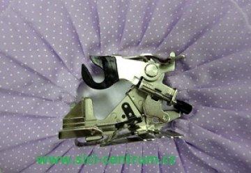 řasící aparát - ruffler J6600/7700-