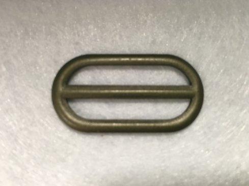 spona kovová průvlek 30mm sms