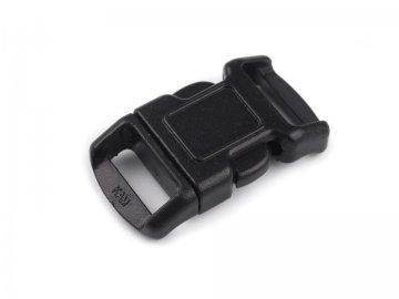 trojzubec 10mm černý
