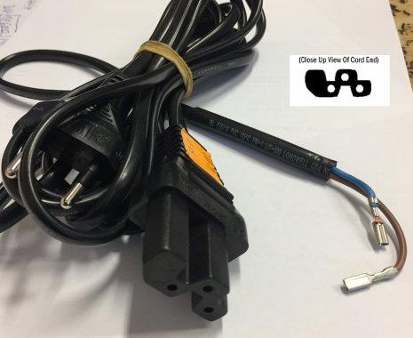 kabel k pedálu pro šicí stroje Toyota, Pfaff