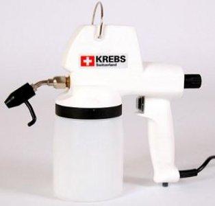 elektr. čistící pistole KREBS TEX2