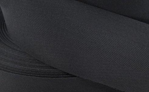 tkaloun keprovka š.50mm černá