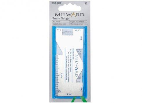měřidlo MILWARD pro výpočet stehů - mini