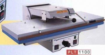 průmyslový žehlící lis PL/T1100 110x40cm - mechanické uzavírání