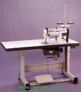 průmyslový šicí stroj Singer 20U cik-cak,bez montáže-