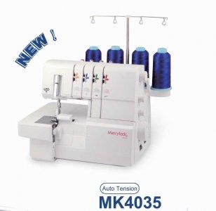overlock Merrylock MK 4035 + sada nití ZDARMA