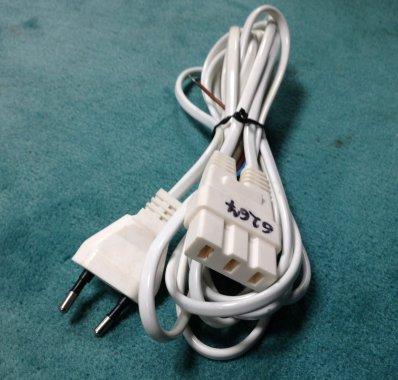 kabel k pedálu na šicí stroje LADA