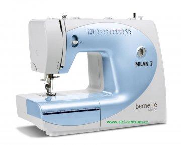 šicí stroj Bernette Milan 2 + dárek