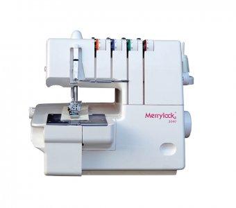 coverlock Merrylock MK 3040 + sada nití ZDARMA