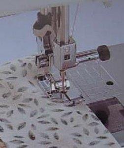 speciální patka na patchwork 1/4 Brother F001