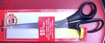 nůžky obyčejné na papír 140mm