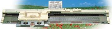 pletací stroj Novaknit-Brother KH-230 + druhé lůžko KR-230