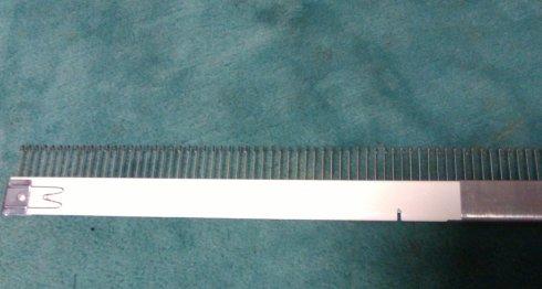 Brother KH 4,5mm/200 hřeben dělený zavěšovací bez závaží