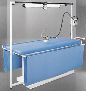 žehlící stůl Comel MP/F/T 200x75cm bez vyvíječe