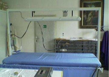 žehlící stůl Comel MP/F/T 200x75cm bez vyvíječe-