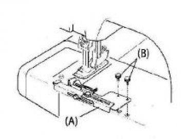 lemovací vodítko (zakladač) malé-