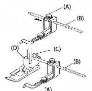 lemovací vodítko stavitelné-