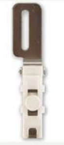 patka na gumu úzká-rovná CP1000